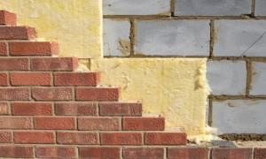 Green deal on insulation : New insulated cavity wall detail