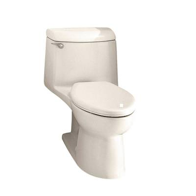 installing new toilets