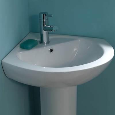 installing wash hand basins