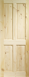 Install Internal Softwood Door